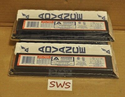 *NEW LOT OF 3* Advance Standard VEL-2P32-LW-SC Electronic Ballast