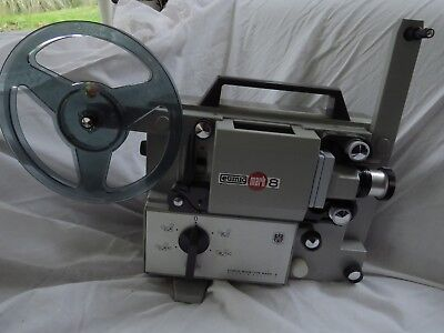 Eumig mark 8  Dual gauge Projector. Tested and Working
