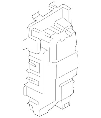 Genuine Ford Module Fr3z 14f642 A