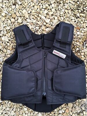 Horse Riding Body Protector, Smart Rider - Size Childs Small (Chest 75-77cm) VGC