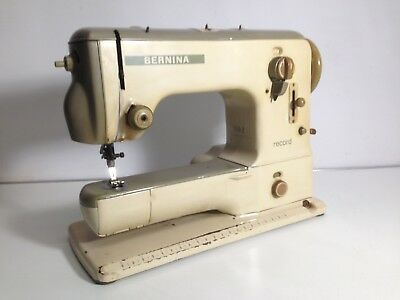 Bernina Sewing Machine Model 530-2