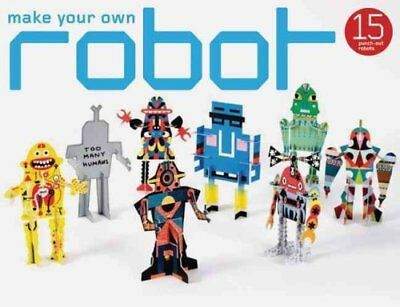 Make Your Own Robot by Magma 9781856699037 (Kit, 2012)
