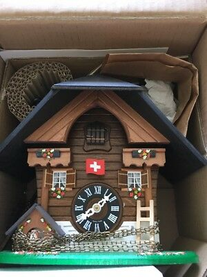 Black Forest Cuckoo Clock New Still Boxed