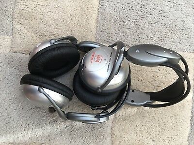 Genuine Seat Altea Freetrack Rear Wireless Infrared Dvd Headphones