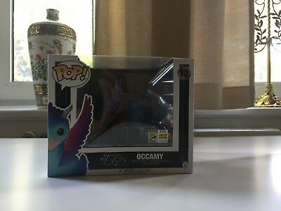 Funko POP! Occamy Phantastische Tierwesen Fantastic Beasts #12 SDCC Exclusive !