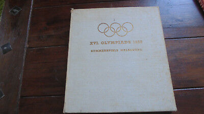 Olympische Sommerspiele 1956 Melbourne Band 3