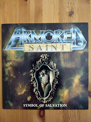 ARMORED SAINT Symbol Of Salvation 1991 LP Vinyl