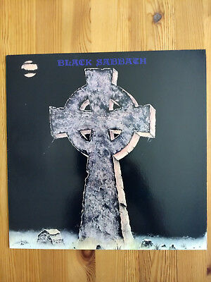Black Sabbath Headless Cross LP Vinyl 1988