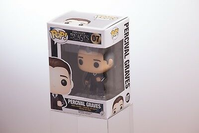 Funko POP! Percival Graves Phantastische Tierwesen Fantastic Beasts #07