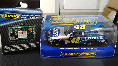 Scalextric C2894 Chevrolet Impala SS Jimmi Johnson No48 Carson Digital 132 DPR
