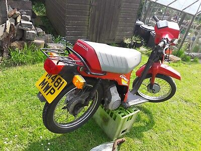 Honda SH50 City Express for spares/repair/parts