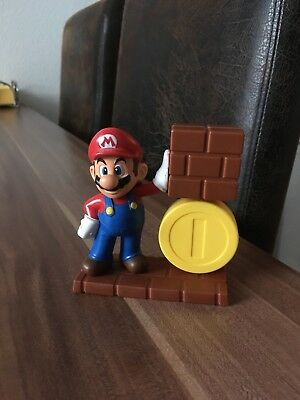 McDonalds Happy Meal Super Mario Figur