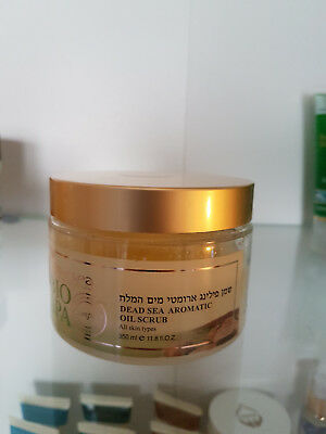 Bio Spa Sea of Spa Dead Sea Aromatic Oil Scrub