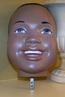 "Rare Old Navy Mannequin Little Boy Child Male Head ""Supermodelquin"""