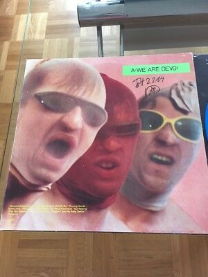 Devo LP We Are Devo