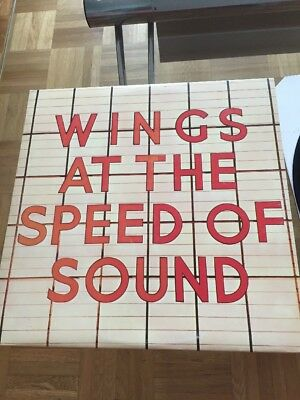 Wings LP At The Speed Of Sound