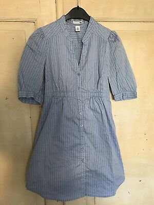 H&M Umstandsbluse Longbluse 34 XS Top Zustand