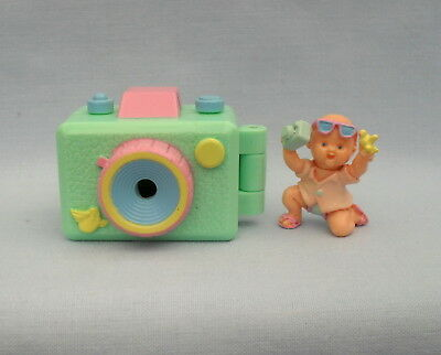 Mimi and the Goo Goos Complete Toy Set - 'Snappy and his Camera' (UK, 1994)