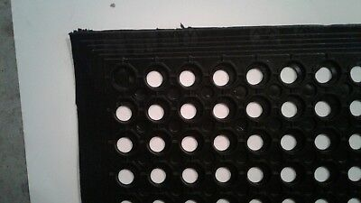 3x5 rubber drainage mat