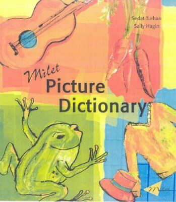 Milet Picture Dictionary (English) by Sedat Turhan (Hardback, 2003)