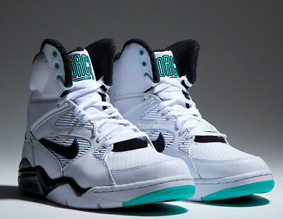 purchase cheap 8671f 4845d Nike Air Command Force Pump David Robinson Billy Hoyle Silver 684715 102