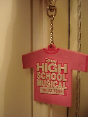 Bn High School Musical - The Ice Tour T-Shirt Keyring