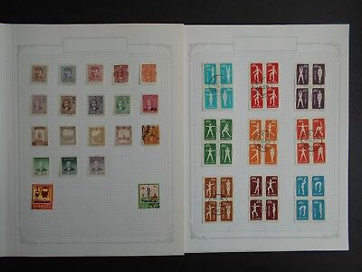 ESTATE: China Collection on pages Part 1, HEAPS - great item (1582)