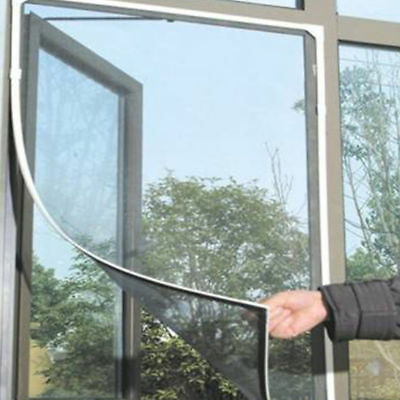 Anti-Insect Fly Bug Mosquito Door Window Curtain Net Mesh Screen Home Kitchen