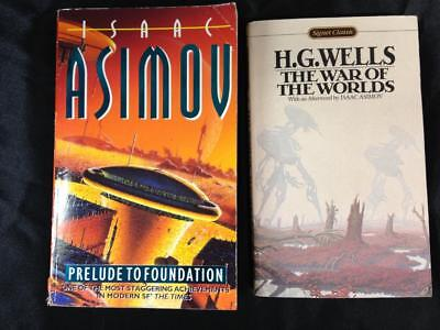 58 SCIENCE FICTION Paperback  Book LOT