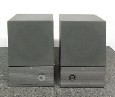 Acoustic Research AR M1 Holographic Imaging Speaker Pair *SOUNDS GREAT!*