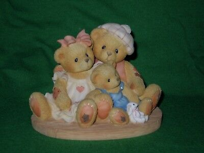 Cherished Teddies - Penny, Chandler & Boots