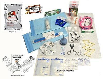 Select Whelping Kit 100g Royal Canin Milk Delivery Pack Aspirator & Guides