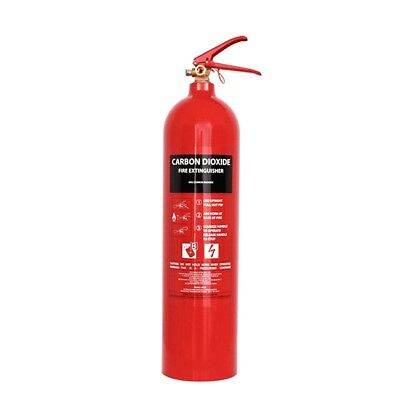 co2 fire extinguisher 2kg 5kg 10 year life span.........