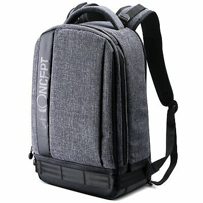 K&F Concept DSLR Camera Backpack Photo Bag Case Waterproof for Canon Nikon Sony