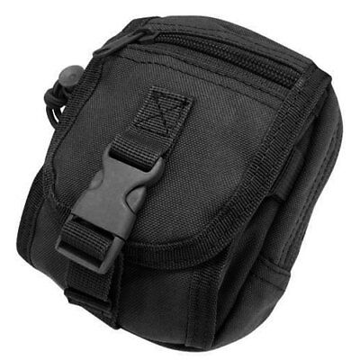 Condor Outdoor Gadget Pouch Mens - Black One Size