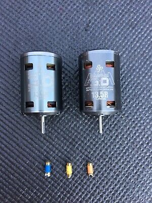 2x Speed Passion 13.5 T motors