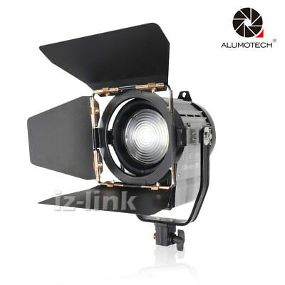 Fresnel 100W LED Dimmable Spot Light Bi-color 3200/5500K For Studio Photography