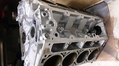 ls1 engine block standard bore cleaned, sonic tested