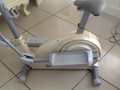 Rebook Exercise Bike And Stepper
