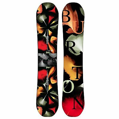 Burton Deja Vu Flying V 2018 Womens Board Snowboard - All Sizes All Sizes