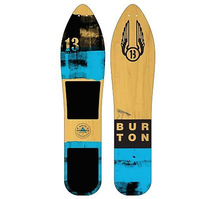 Burton The Throwback Mens Board Snowboard - All Sizes All Sizes