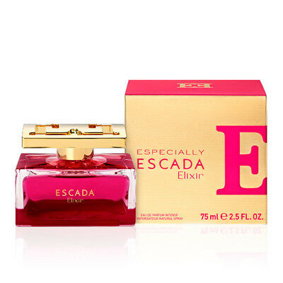 Profumo Donna Especially Escada Elixir Escada EDP Capacità:50 ml -