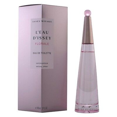 Profumo Donna L'eau D'issey Florale Issey Miyake EDT Capacità:90 ml S0512079
