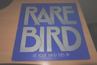 Rare Bird:as Your Mind Flies By; 1.uk Pressung