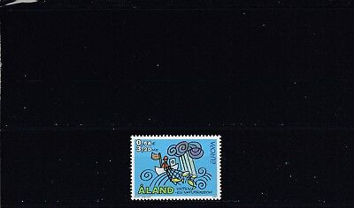 a139 - ALAND - SG201 MNH 2001 EUROPA - WATER RESOURCES