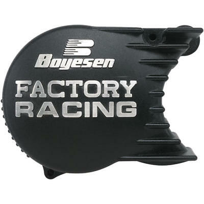 Boyesen Factory Racing Ignition Cover Black #SC-05B Honda CRF50F/CRF70F