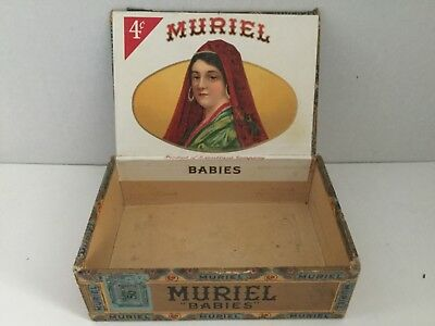 Muriel Cigar Box
