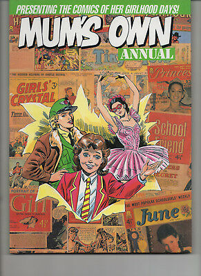 Mum'S Own Annual 1994 Very Fine Dc Thomson Uk Hard Back Book