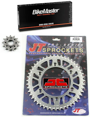 JT O-Ring Chain 13-47 Alloy Sprocket Kit for KTM 250 SX-F 2006-2012
