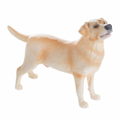 John Beswick Yellow Labrador - Jbd100 - Brand New In Box